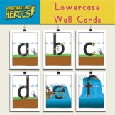 Handwriting Heroes Wall Cards