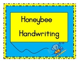 Handwriting Honeybees