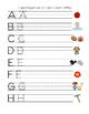 Handwriting House Practice Book for Kindergarten with Read