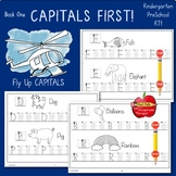 HANDWRITING Begins Here ~ Capitals First! ~ Explicit Instr