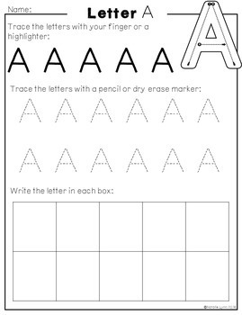 Handwriting Intervention and RtI In a Snap