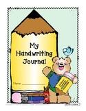 Handwriting Journal!