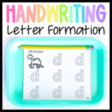 Handwriting Letter Formation | Alphabet Writing Practice
