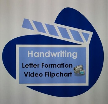 Handwriting - Letter Formation Video Flipchart Aa-Cc