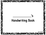 Handwriting Letters Aa-Zz
