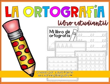 Handwriting Letters Pack in Spanish