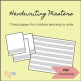 Handwriting Masters