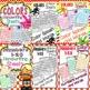 Handwriting Mega Pack - {Alphabet-Colors-Numbers1/20-Shapes} + 260