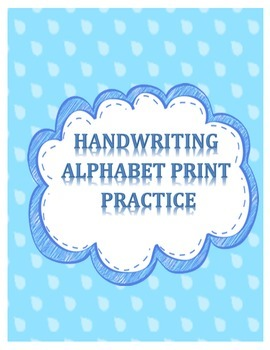 Handwriting Packet 300+ pages