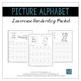 Handwriting Pages BUNDLE {Picture Alphabet}