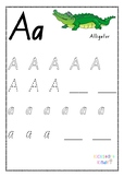 Handwriting Pages NSW Foundation Font