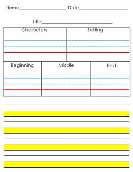 Handwriting Paper