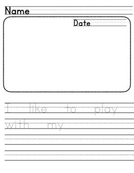 Handwriting Paper - Like