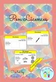 Handwriting Pen Licence 2