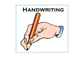 Handwriting Phonics Book