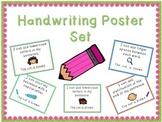 Writing Center Poster Set