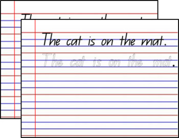 Handwriting PowerPoint- QLD Beginners