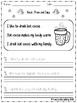 January Handwriting Practice