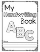 Handwriting Practice A-Z