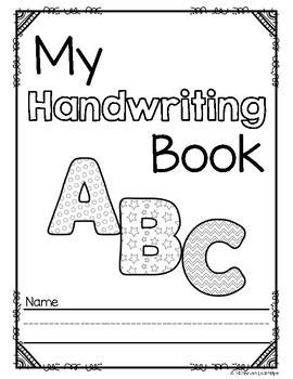 Handwriting Practice A-Z {Bible Theme}