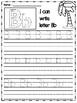 FREE Alphabet: Handwriting Practice A-Z (Summer)