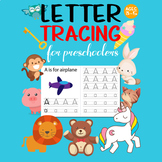 Handwriting Practice Alphabet Tracing Letters A-Z