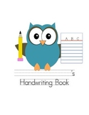 Handwriting Practice Booklet