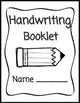 Handwriting Practice Booklet (80 full pages!!) - Nelson Print