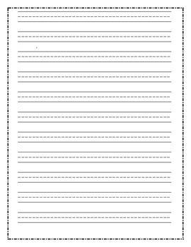 Handwriting Practice Bundle