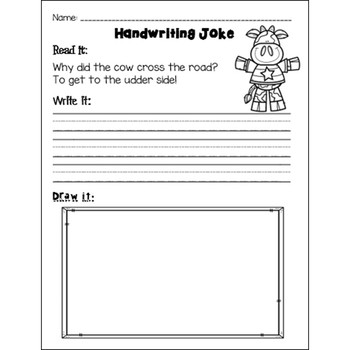 Handwriting Practice: Jokes &amp- Riddles (058907) Details - Rainbow ...