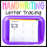 Handwriting Practice |  Letter Tracing | Alphabet Tracing