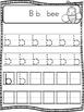 Handwriting Practice - Manuscript {Freebie}