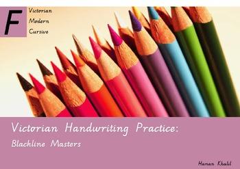 Handwriting Practice Printables