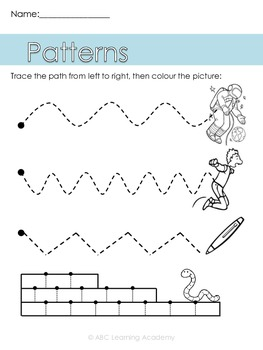 Handwriting Practice Workbook