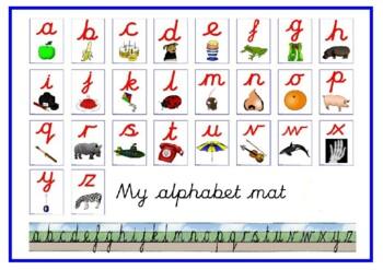 Handwriting - Pre-Cursive & Cursive