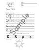 Handwriting Preparation Worksheets
