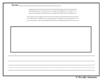 Handwriting: Print Practice
