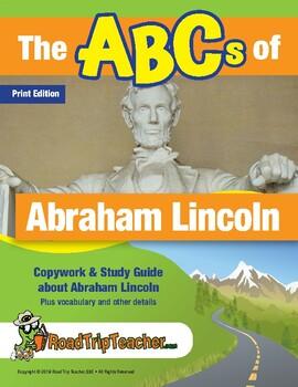 Handwriting Printables: Abraham Lincoln