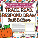 Handwriting & Reading Comprehension FALL Ed.