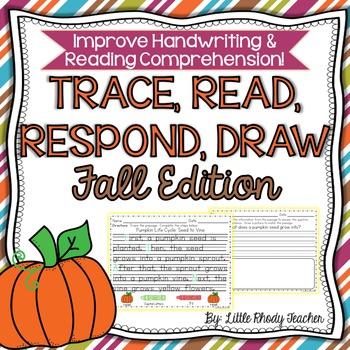 Handwriting & Reading Comprehension FALL Ed.