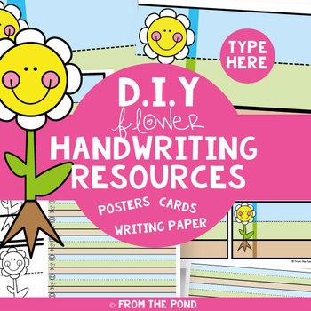 Handwriting Resources DIY Pack