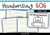 Handwriting SOS - Upper Case Letter Size Differentiation