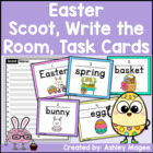 Easter Handwriting Scoot or Write the Room