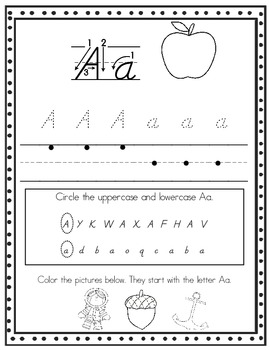 alphabet handwriting sheets d 39 nealian font by stacia bernath tpt. Black Bedroom Furniture Sets. Home Design Ideas