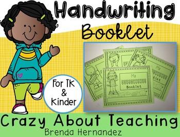 Handwriting Skills Book