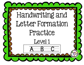 Handwriting Skills Level 1