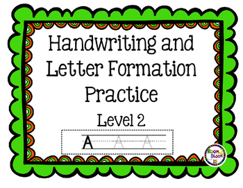 Handwriting Skills Level 2