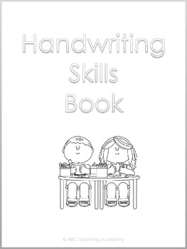 Handwriting Skills Workbook