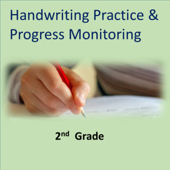 Handwriting Tools for Teachers, Students, OTs 2nd Grade Co