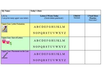 Handwriting Tools for Teachers, Students, OTs K-3 Common Core--BUNDLE